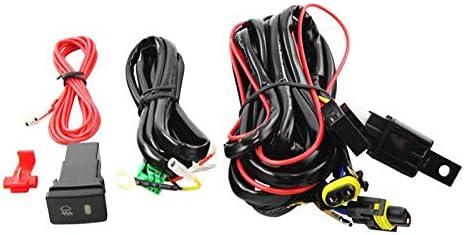 1 Pack Winjet WJ30-0441-09 Fog Light