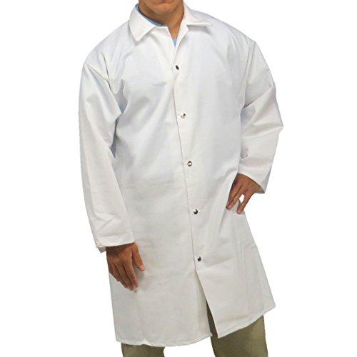 (UltraSource Lab Coat/Jacket, Unisex, No Pockets, Size Large (Each))