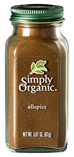 Top allspice herb