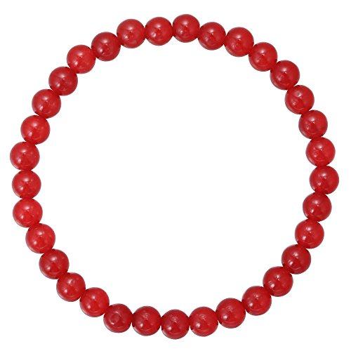 BRCbeads Gemstone Bracelets Birthstone Handmade