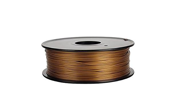 Grossiste3D - Bobina de cable 3D, PLA, 1,75 mm, plástico, para ...