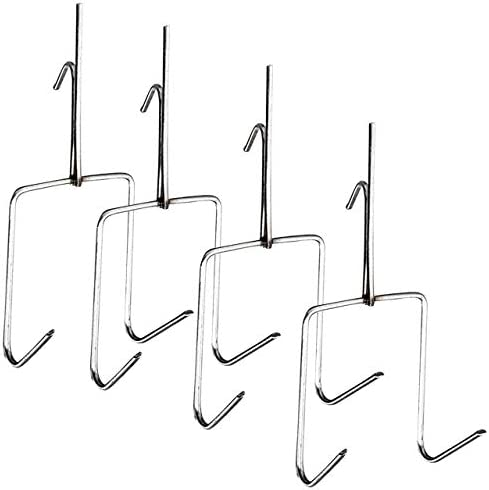 Stainless Steel Meat Hooks Smoked Bacon Chicken Processing Hanging Drying Tools