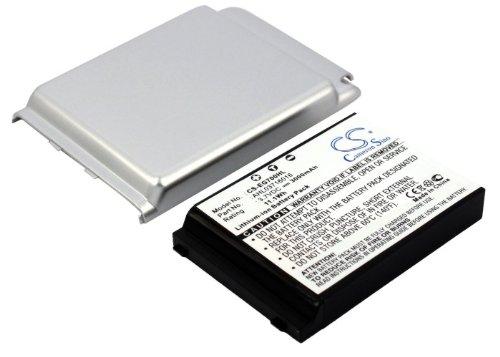 VINTRONS Extended battery for Pharos PTL600 PTL600E PZX33 3.7V 3000mAh