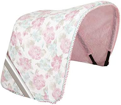 color rosa Babyline Ribbon Capota de grupo 0