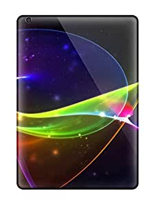 1824470K38721878 Excellent Design Abstract Colored Shapes Case Cover For Ipad Air