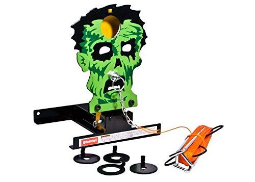 (Crosman Zombie Resettable Steel Field Target)
