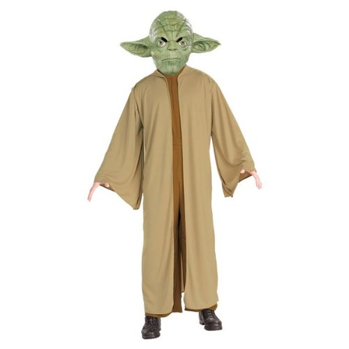 Yoda Adult Costume - X-Large (Yoda Costume Adults)