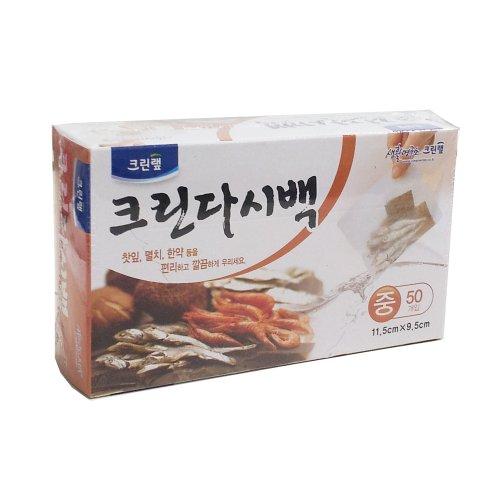 Clean 100 Tea Filter Bag, Medium