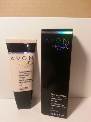 Face Perfector (Avon Face Perfector Spf 20 Sunscreen, New)