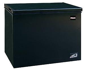 7 1 cubic foot chest freezer black kitchen. Black Bedroom Furniture Sets. Home Design Ideas
