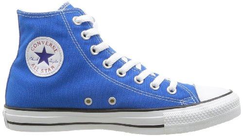 Converse Unisex Kastar Taylor? All Star? Säsongs Hi Elektriska Blå Lemonad Mens 6,5, Kvinnor 8,5-medium