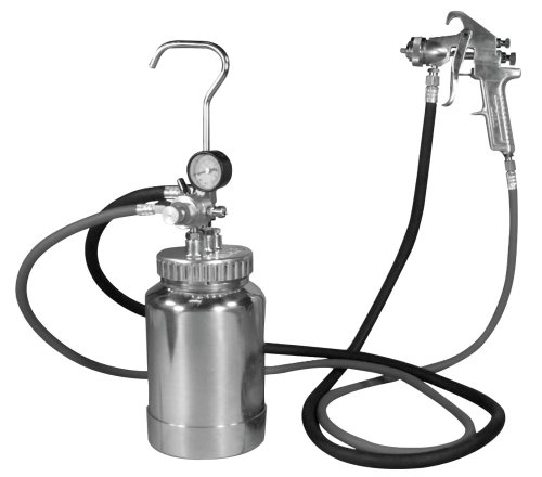 Astro Pneumatic Astro 2PG8S 2 Quart Pressure Pot with Sil...