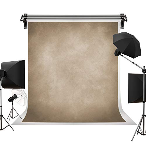 (Kate 10x20ft/3x6m(W:3m H:6m) Brown Photo Background Cloth Photography Props Printed Backdrops Photographers Photo Backdrop)