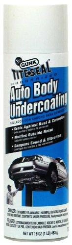 Radiator 16 Rubberized Undercoating