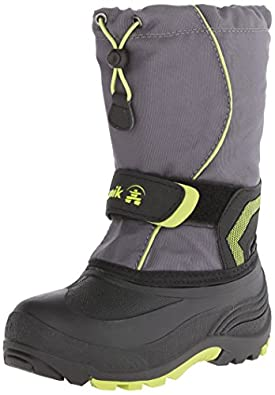 Amazon.com | Kamik Footwear Kids Snowbank Insulated Snow
