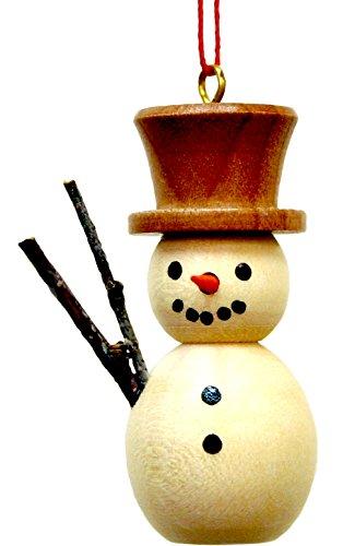 (Alexander Taron Importer 10-0212 Christian Ulbricht Ornament - Snowman - 1.75