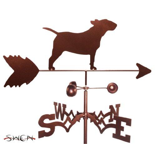 BULL TERRIER Dog Weathervane ()
