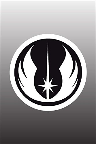 STAR WARS JEDI ORDER DECAL 4.8