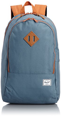 Herschel Supply Co. Nelson, Cadet Blue/Carrot, One Size