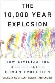 The 10,000 Year Explosion 1st (first) edition Text Only