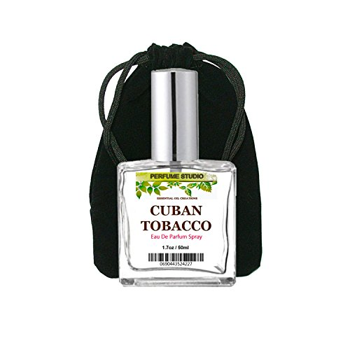 Price comparison product image Cuban Tobacco By Perfume Studio Eau De Perfume Spray 1.7oz