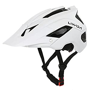 Lixada Mountain Bike Helmet Ultralight Adjustable MTB Cycling Bicycle Helmet Men Women Sports Outdoor Safety Helmet with 13 Vents