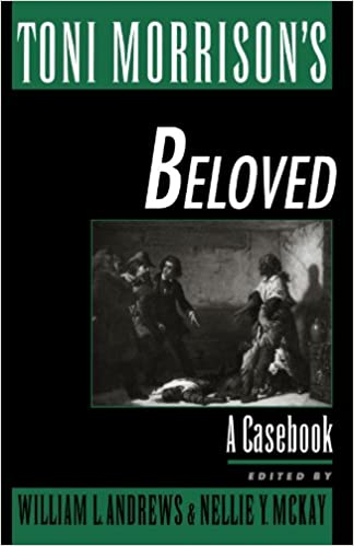 com toni morrison s beloved a casebook casebooks in  toni morrison s beloved a casebook casebooks in criticism 1st edition