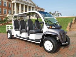 UPC 709504982552, Cover for Chrysler GEM e6 seater Neighborhood Electric Vehicle, fits Think model too