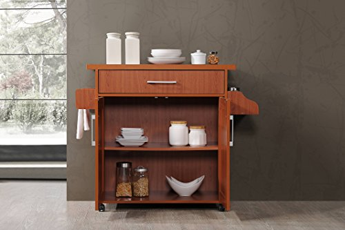 Hodedah-Kitchen-Island-with-Spice-Rack-Towel-Rack-Drawer-Cherry