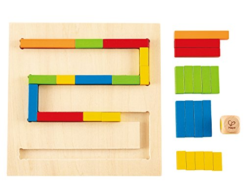 Anatex Puzzle (Hape Path Finder Wooden Logic Solving Toddler Puzzle)