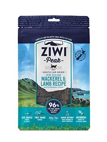 Ziwi Peak Air-Dried Mackerel & Lamb Recipe Cat Food (14 oz.)