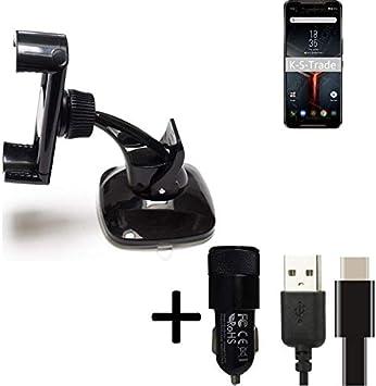 K-S-Trade® Top Set para ASUS ROG Phone II Montaje Compacto ...