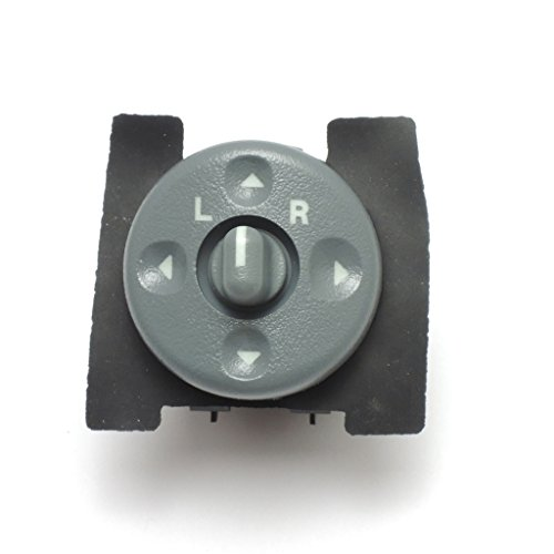 Power Mirror Switch for Chevy Chevrolet GMC Tahoe Astro Pickup Truck C/K Series 15009690, 19209371