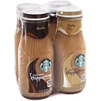 Starbucks星巴克咖啡缤纷装(2个摩卡+原味+香草)281ml*4(美国进口)