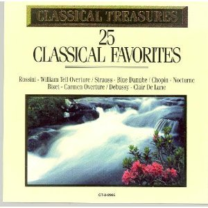 Classical Treasures: 25 Classical ()