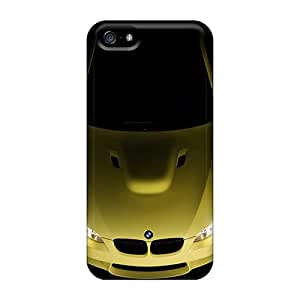 Sanp On Cases Covers Protector For Iphone 5/5s (yellow Bmw M3)