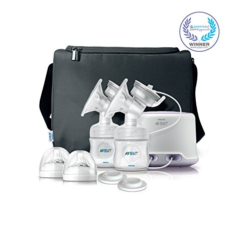 Philips AVENT Double Electric Comfort Breast Pump by Philips AVENT (Image #1)