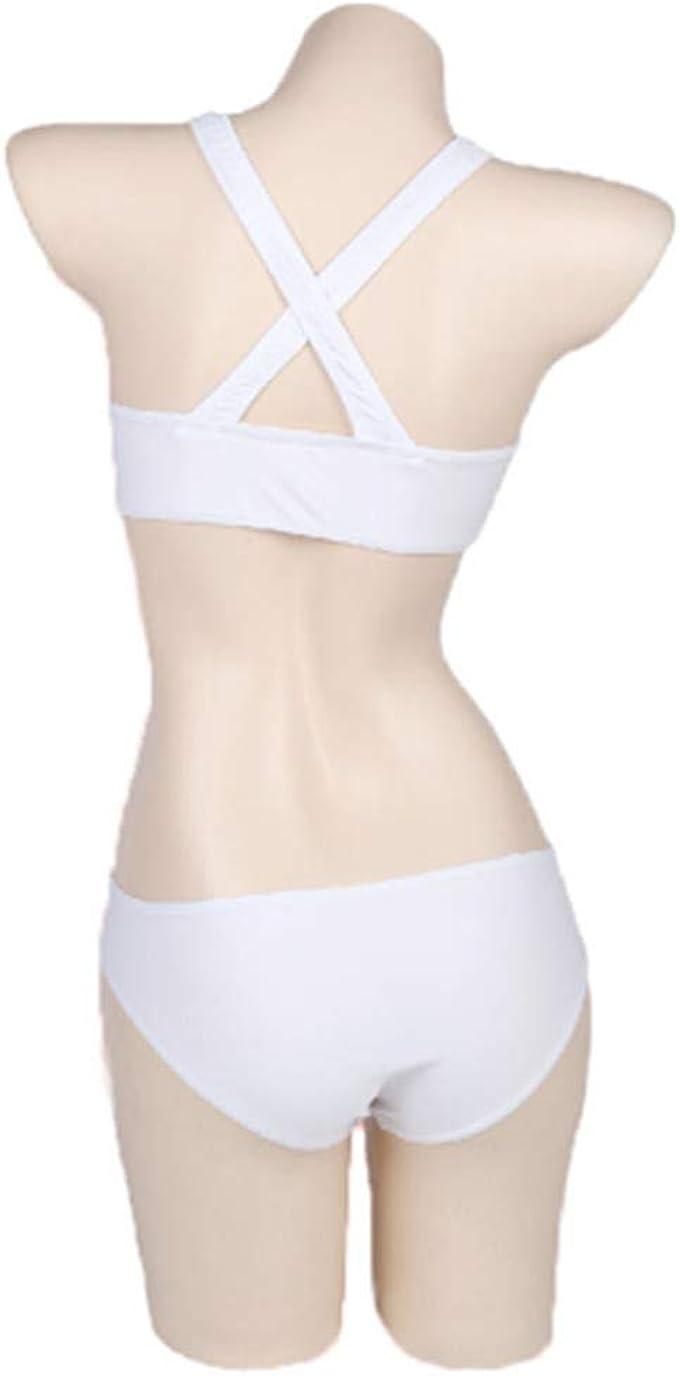 DARLING in the FRANXX Code 2 015 ZERO TWO ICHIGO Costume Swimwear Bikini Cosplay