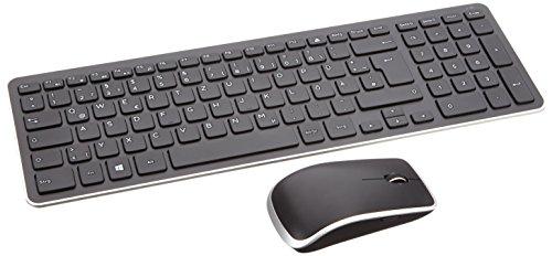 Dell 580-18380 Wireless Tastatur und Maus German Kit schwarz