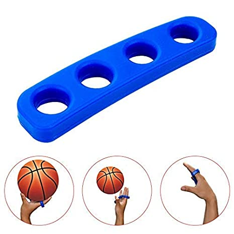 Asseny 1 Piezas Silicona Gesticulation Corrector Baloncesto Bola ...