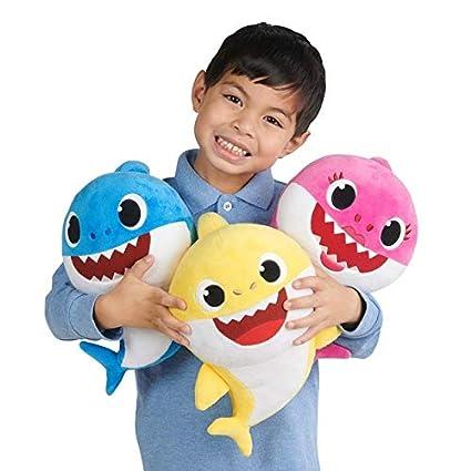 Amazon com: BabyShark Singing Plush - Music Sound Baby Shark
