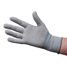 Just Anti Static Stretch Nylon Gloves Small 1 Pair [JU0646S]