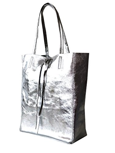 Fashion cuir fabriqu RW Shopper souple POOvR