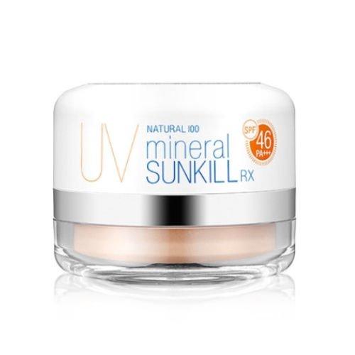 Catrin Natural 100% minerale polvere 12g Sunkill RX SPF46PA + + + Sunblock Sunscreen Zenny Cos