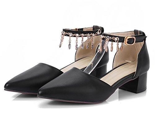 Sandalo Con Con Sandalo Cinturino Alla Caviglia Con Fibbia Alla Caviglia Sexy   c2ac2e