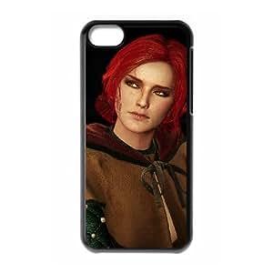 iPhone 5c Cell Phone Case Black The Witcher 3 Wild Hunt review Triss Merigold D8E2QS