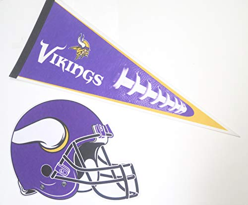- Minnesota Vikings, Wall Decor, One 17