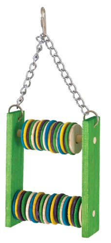 Paradise Toys Small Abacus, 4-Inch by 11-Inch