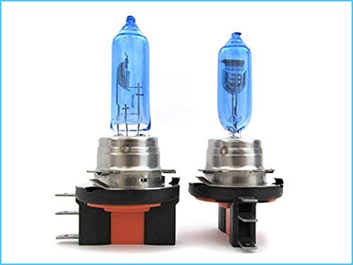 Pgj23t 1 Bombilla H15 12 V 55 15 W Con Efecto Xenon De Color Blanco De 5000 K Para Luces Diurnas Amazon Es Iluminacion