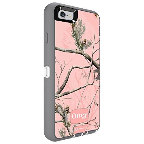 みなさん符号スロベニアOtterBOX Defender for iPhone 6 (4.7インチ) - ディフェンダー RealTree AP Pink カモフラージュ OTB-PH-000150